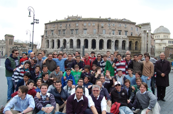 colegio mayor albalat valencia roma