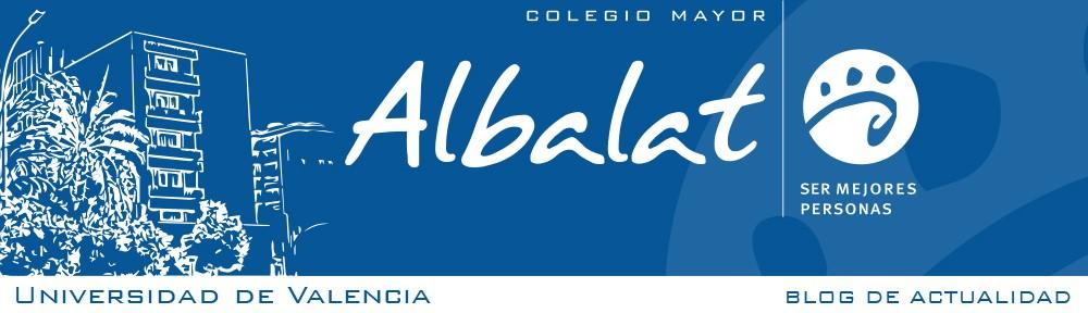 El blog del Colegio Mayor Albalat – Valencia