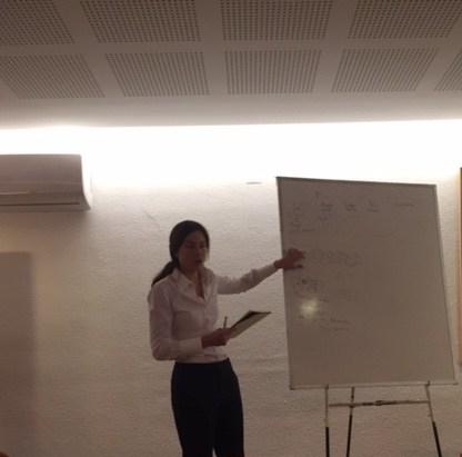Tertulia con Marta Zaera sobre el panorama actual de la digitalización